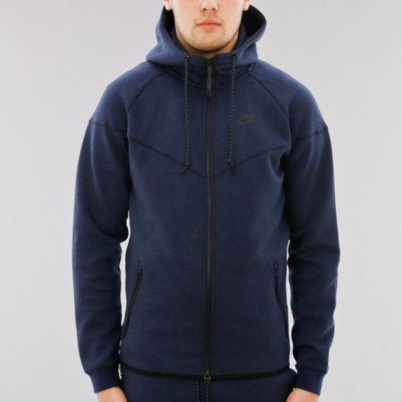 74823b5fb2 Nike Tech Fleece Windrunner Hoodie Jacket Men s. M 5ab359563afbbd504c3ad58b